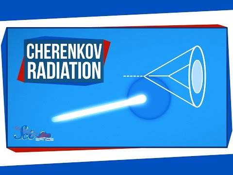 Cherenkov Radiation:Particles Faster Than the Speed of Light