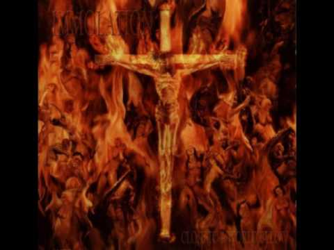 Immolation - Father, You're Not A Father online metal music video by IMMOLATION