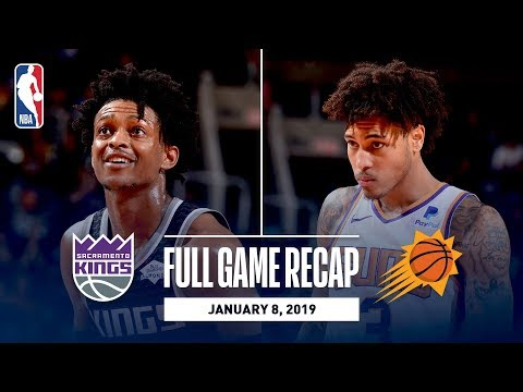 Video: Full Game Recap: Kings vs Suns | Back and Forth 4th Quarter