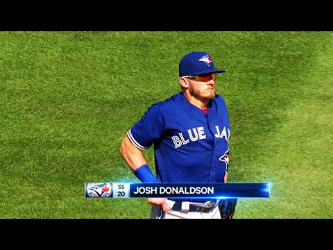 Morosi expects Donaldson to play handful more games at shortstop