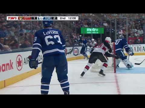 Video: Ottawa Senators vs Toronto Maple Leafs | NHL | Sep-19-2017 | 19:30 EST