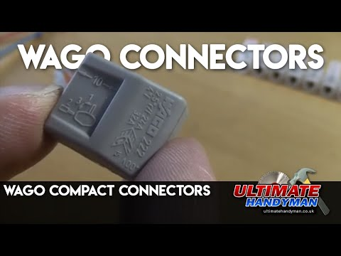 wago compact connectors – Ultimate Handyman DIY tips