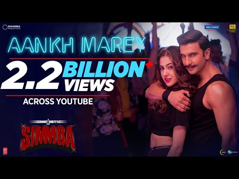 Download simmba aankh marey ranveer singh sara ali khan tanishk hd file 3gp hd mp4 download videos