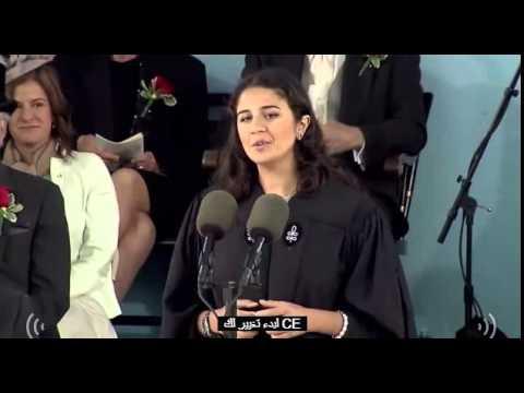 سارة أبو شعر ، الفتاة السورية التي عرفت إلى بلدها بطريقة رائعة