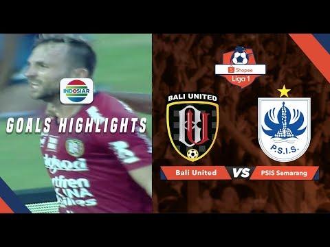 Бали Юнайтед - PSIS Semarang 1:0. Видеообзор матча 22.06.2019. Видео голов и опасных моментов игры