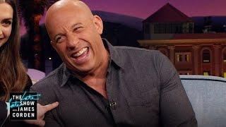 Video Vin Diesel Auditions for Carpool Karaoke MP3, 3GP, MP4, WEBM, AVI, FLV Agustus 2017
