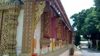 タイの寺院ワットプラシン