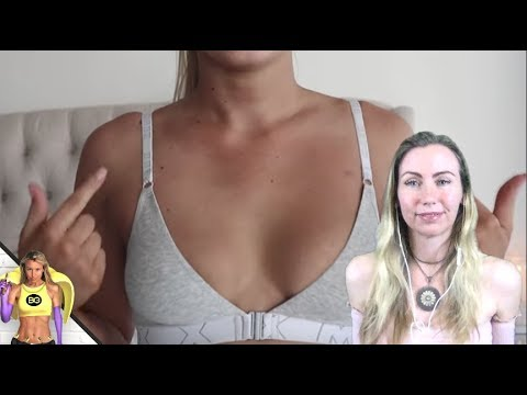 Shani Grimmonds breast augmentation, my response