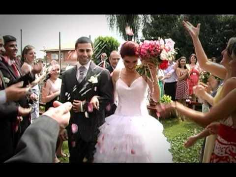 Vídeo casamento  Vanessa e João Carlos