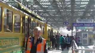 Wengen Switzerland  City pictures : How to Train in Switzerland: Zurich Airport to Wengen (Jungfrau Region)