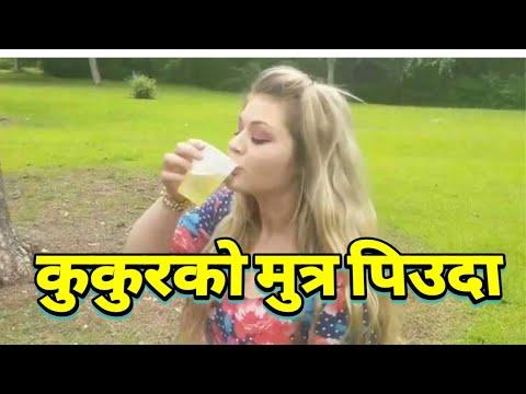 (अनुहार चम्काउन भन्दै कुकुरको पिसाब पिउने महिला ! Facts You Cant Believe- Hari Krishna Bhandari. - Duration: 12 minutes.)