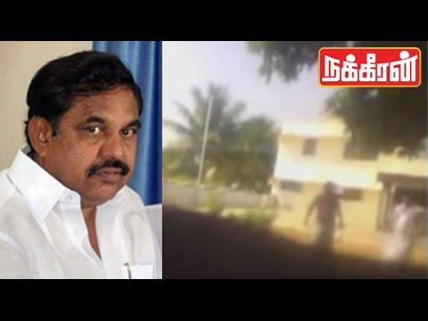 Caste-attack--Policeman-complaints-against-ADMK-Minister-Edappadi-Palanisamy