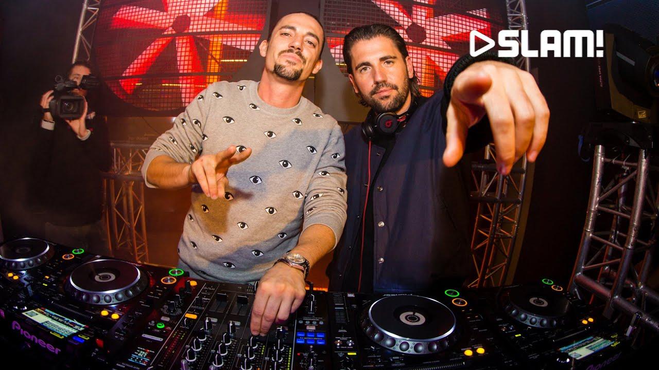 Dimitri Vegas & Like Mike - Live @ SLAM! MixMarathon, ADE 2015