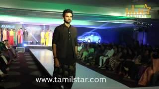 The Madras Bridal Fashion Show