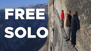 FREE SOLO boulder problem simulator || Set by Alex Honnold by Bouldering Bobat