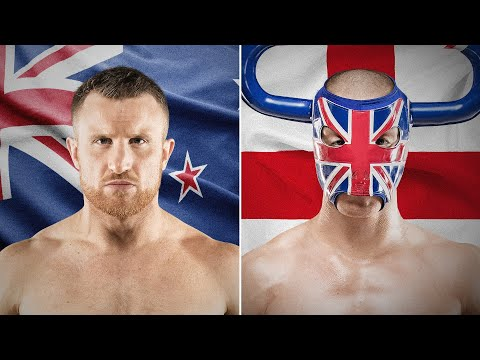 WWE U.K. Championship Tournament first-round matches revealed