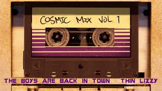 Marvel's Guardians of the Galaxy: Cosmic Mix Vol. 1 / The boys are back in town