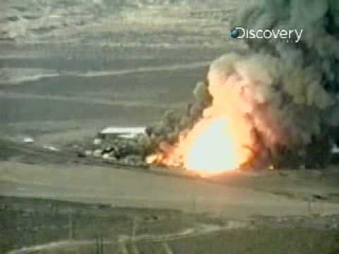 Explosion - An explosion at a Nevada rocket fuel plant generates a massive, earthquake-like shockwave. Subscribe to Discovery! | http://www.youtube.com/subscription_cent...