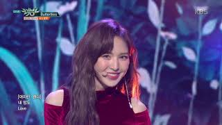Download Video 뮤직뱅크 Music Bank - Butterflies - 레드벨벳(Red Velvet).20181130 MP3 3GP MP4