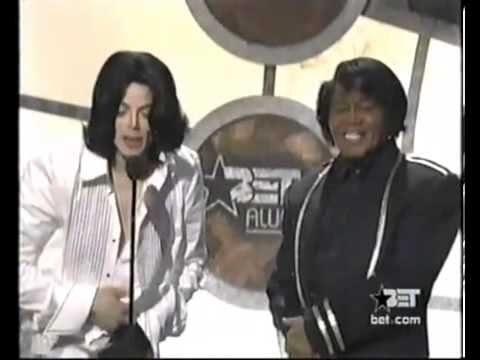 Michael Jackson Was Crying Next To His Idol