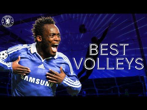 THAT Essien Goal, Drogba Screamer & More | Best Chelsea Volleys