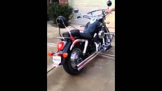 6. 2003 Honda Shadow ACE Deluxe 750 - For Sale