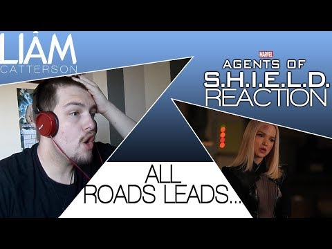 Agents of SHIELD 5x18: All Roads Lead... Reaction