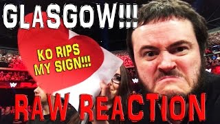 Nonton Glasgow    Wwe Raw Reaction 7th November 2016 Film Subtitle Indonesia Streaming Movie Download