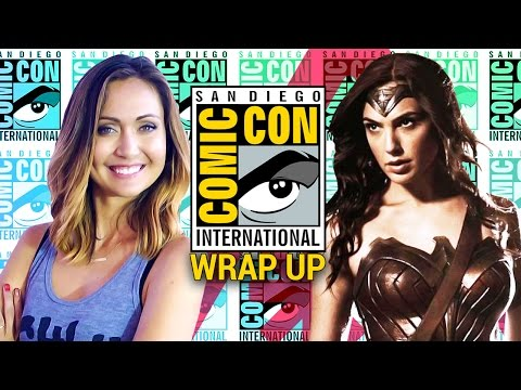 see - From the new WONDER WOMAN in Batman v Superman to KING KONG and a slew of upcoming monster movies and more, join Jessica Chobot, CM Punk, Dan Casey and Malik Forte talk the Best and Worst of...