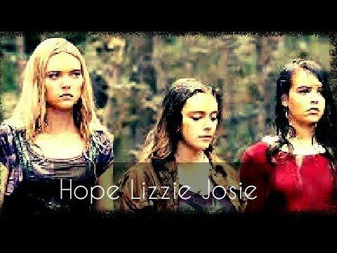 Hope Lizzie Josie Fight Song