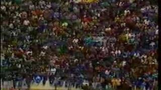 Arnoldo Iguaran trifft gegen Brasilien