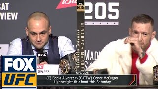 Video Watch the full UFC 205 pre-fight press conference from New York City | UFC 205 MP3, 3GP, MP4, WEBM, AVI, FLV Juli 2019