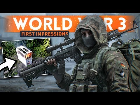 WORLD WAR 3 First Gameplay & Impressions! - MAJOR Server Issues & A Very Poor Launch...