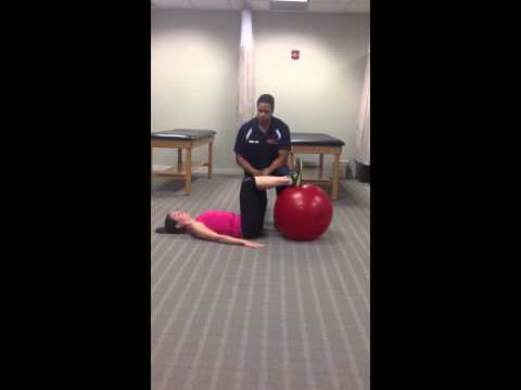 Lower Back Pain Exercises Video 8 of 8