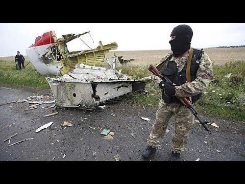 Πτήση MH17: στο μικροσκόπιο θραύσματα πυραύλου