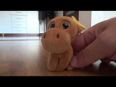 Moose plush toy from McDonald's