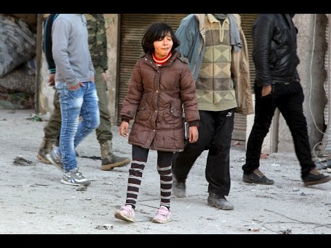 World powers are warning of another humanitarian disaster as the Syrian army gains ground in and around Aleppo.