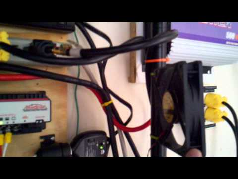 DIY – Home Solar Hybrid – Standalone – Grid Tie – Done!!