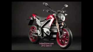 8. 2012 Zero S Electric Motorcycle Launch