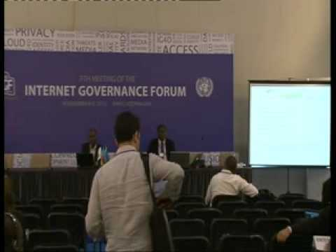 Internet Governance of Open Government Data and for sustainable development
