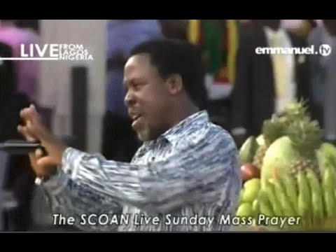 SCOAN 29/05/16: TB Joshua Prophecy About Big Airplane In Europe