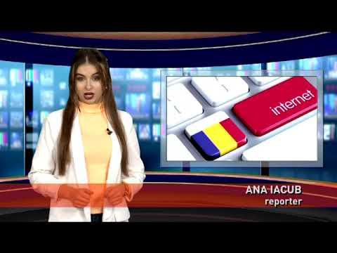 Românii, fanii internetului