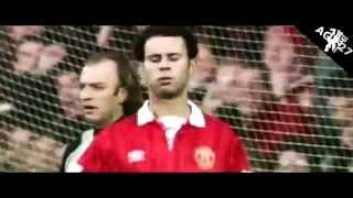 Alle Ryan Giggs´ Treffer für Manchester United