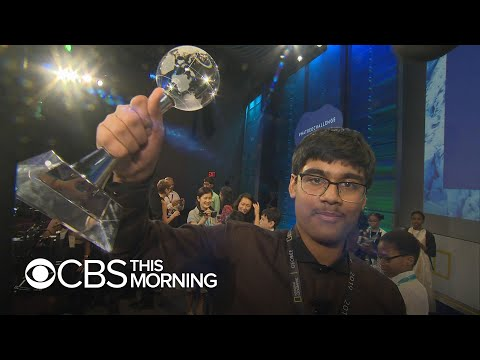 Former spelling bee champion wins 2019 National Geographic Bee