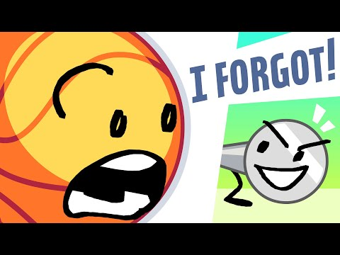 BFDI:TPOT 1: You Know Those Buttons Don't Do Anything, Right?