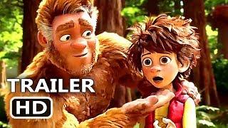 Video THE SON OF BIGFOOT Official NEW Trailer (2017) Animation Movie HD MP3, 3GP, MP4, WEBM, AVI, FLV Oktober 2017