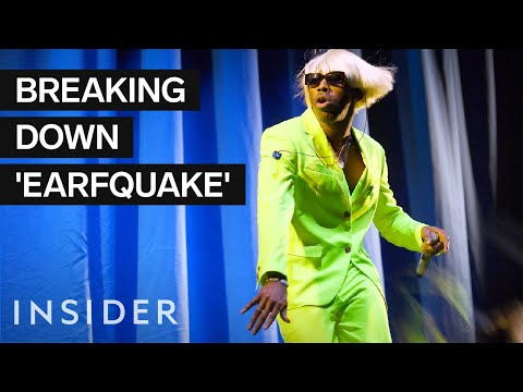 The Making Of Tyler The Creator's 'Earfquake'