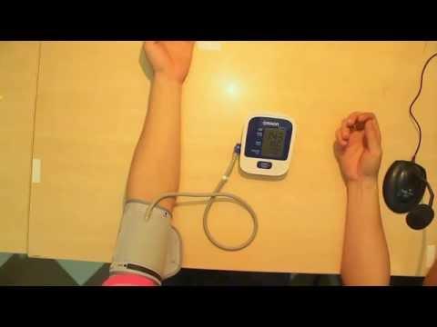 Hướng dẫn tự kiểm tra huyết áp bằng máy đo huyết áp điện tử