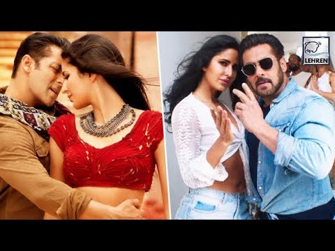 Salman Khan & Katrina Kaif's Five Times Hotter C