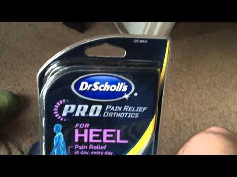 Dr. Scholls Heel Pain insoles